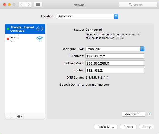 Belkin Install DD-WRT Manual IP