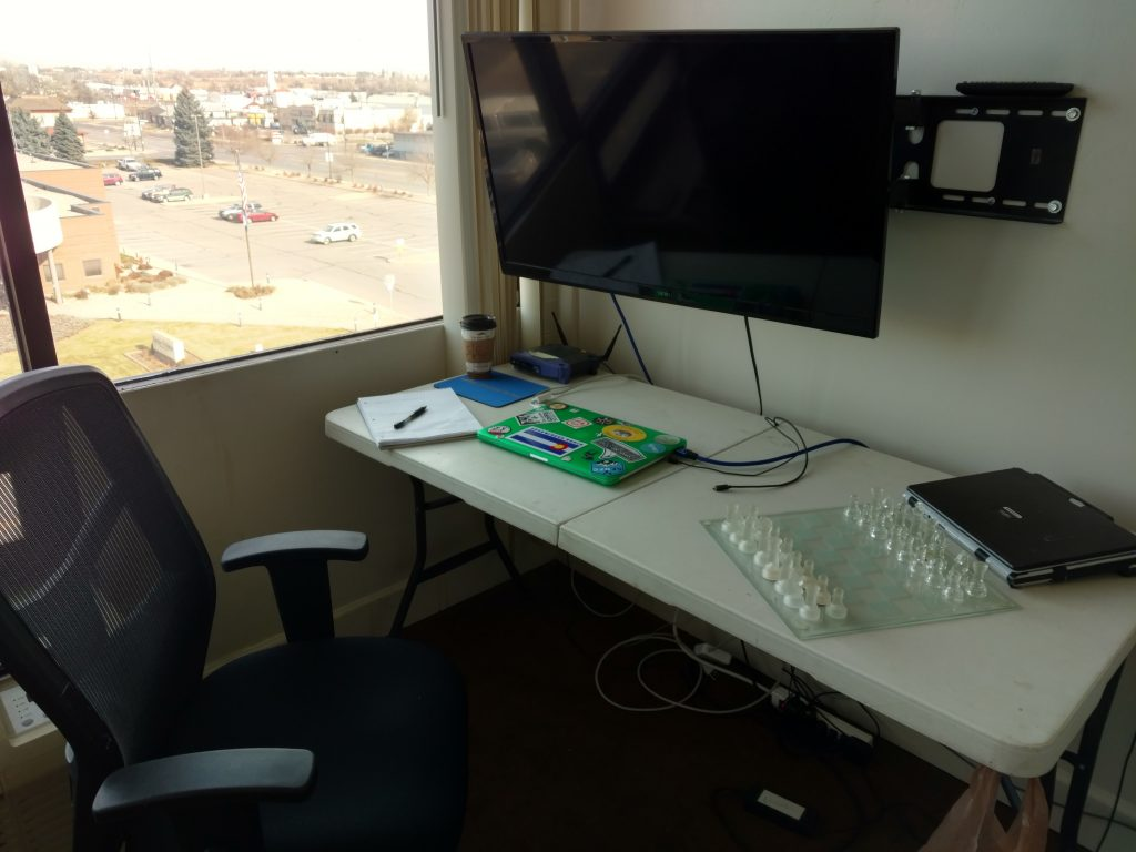 Home Office in Greeley